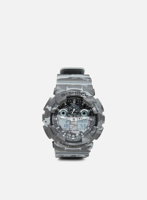 Watches Casio G-Shock GA-100CM-8AER