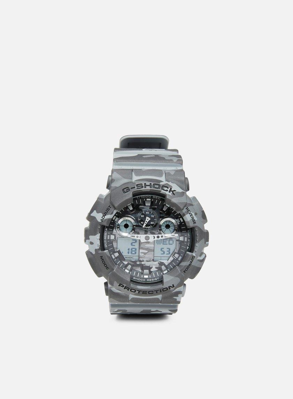 Casio G-Shock - GA-100CM-8AER