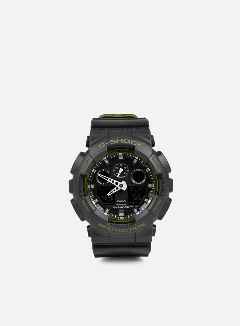 accessori casio g shock ga 100l 1aer