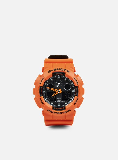 accessori casio g shock ga 100l 4aer