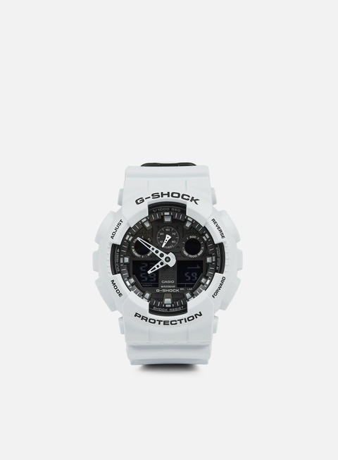 accessori casio g shock ga 100l 7aer