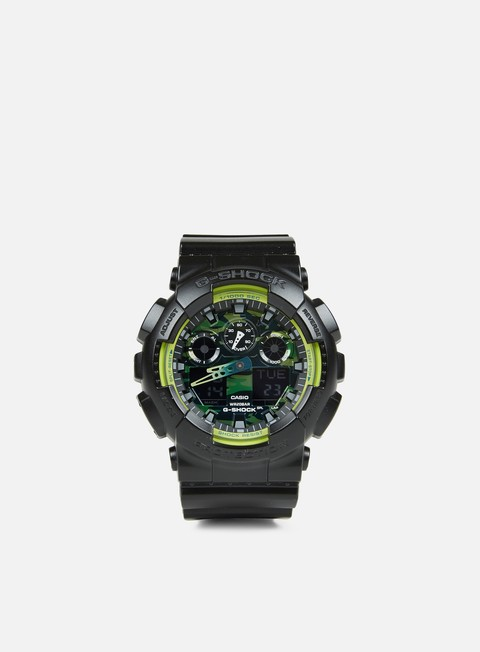 accessori casio g shock ga 100ly 1aer