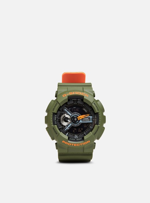accessori casio g shock ga 110ln 3aer