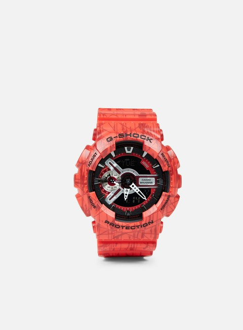 accessori casio g shock ga 110sl 4aer