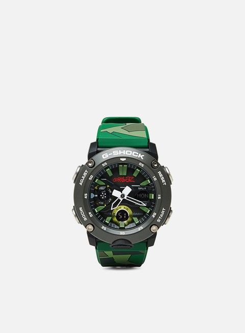 Watches Casio G-Shock GA-2000GZ-3AER