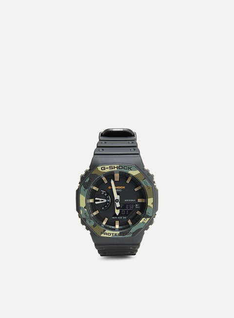 Watches Casio G-Shock GA-2100SU-1AER