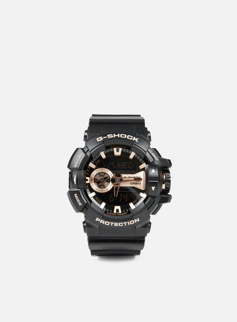 Sale Outlet Watches Casio G-Shock GA-400GB-1A4ER