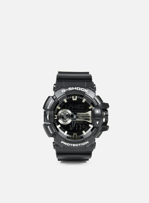 Sale Outlet Watches Casio G-Shock GA-400GB-1AER