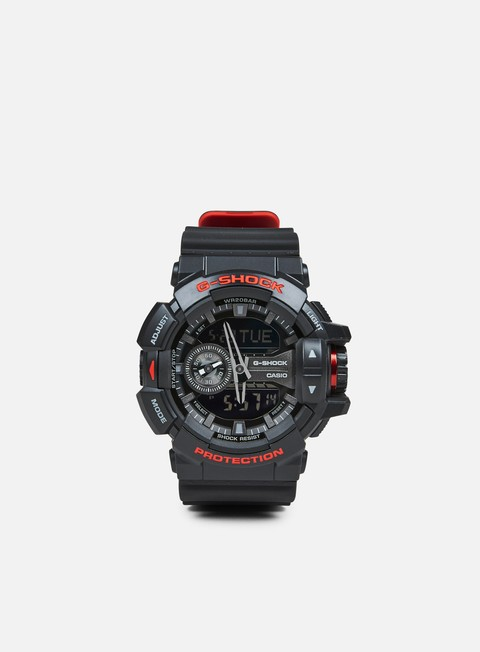 Outlet e Saldi Orologi Casio G-Shock GA-400HR-1AER
