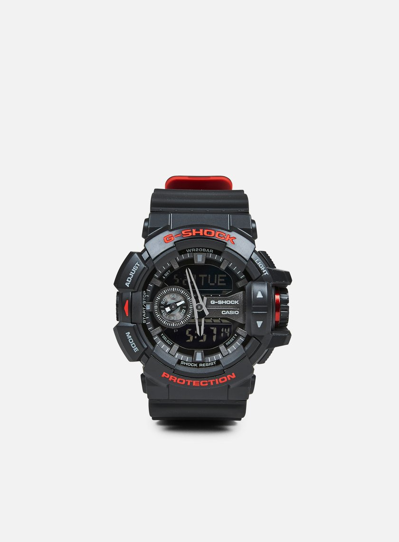 5cd9ebdfeb46 CASIO G-SHOCK GA-400HR-1AER € 90 Watches