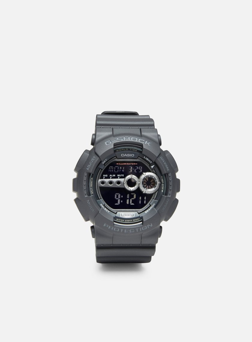 Casio G-Shock - GD-100-1BER