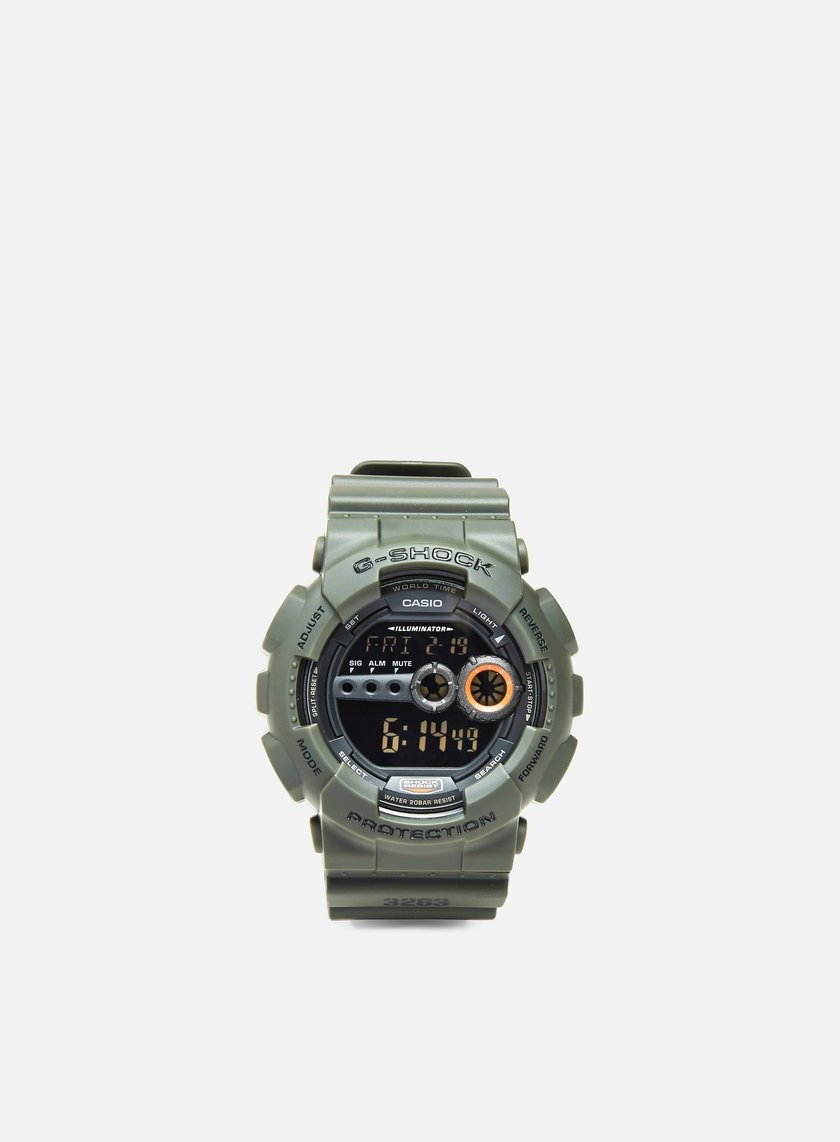 Casio G-Shock - GD-100MS-3ER
