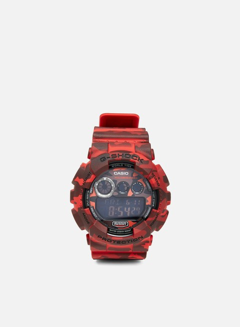 Watches Casio G-Shock GD-120CM-4ER