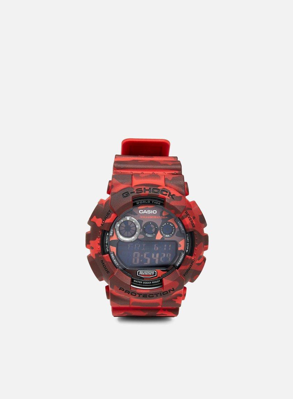 Casio G-Shock - GD-120CM-4ER