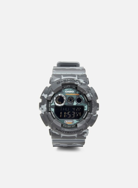 Sale Outlet Watches Casio G-Shock GD-120CM-8ER