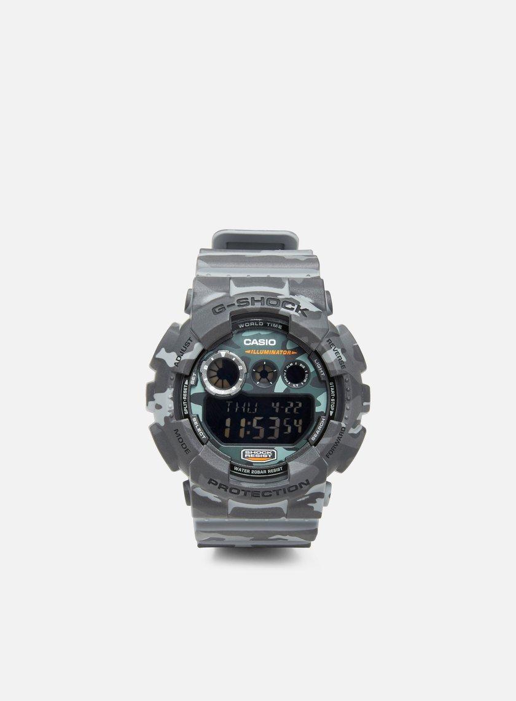 Casio G-Shock - GD-120CM-8ER