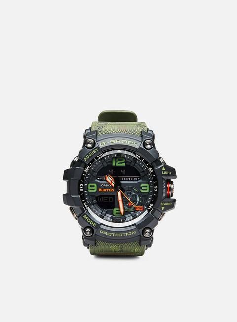 Watches Casio G-Shock GG-1000BTN-1AER