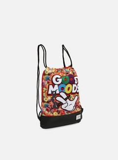 Cayler & Sons - Good Moods Gymbag, Red/Multi/Black 1