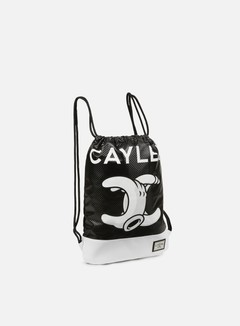 Cayler & Sons - No. 1 Gymbag, Black/White 1