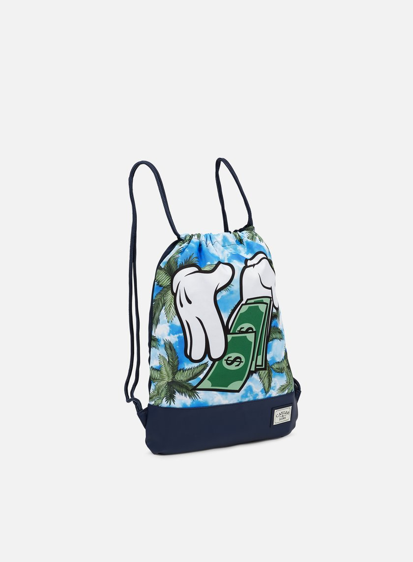 Cayler & Sons - Rainmaker Gymbag, Navy/Multi