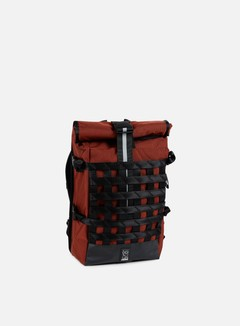 Chrome - Barrage Cargo Rolltop, Brick/Black
