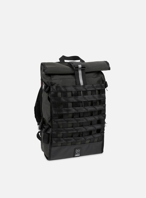 accessori chrome barrage cargo rolltop graphite black