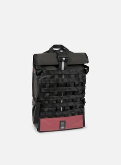 Chrome - Barrage Cargo Rolltop, Graphite/Crimson 1