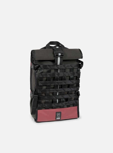 accessori chrome barrage cargo rolltop graphite crimson