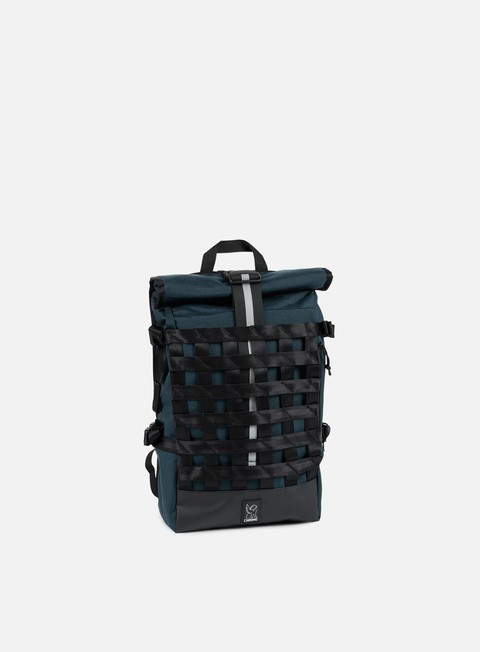 accessori chrome barrage cargo rolltop indigo black