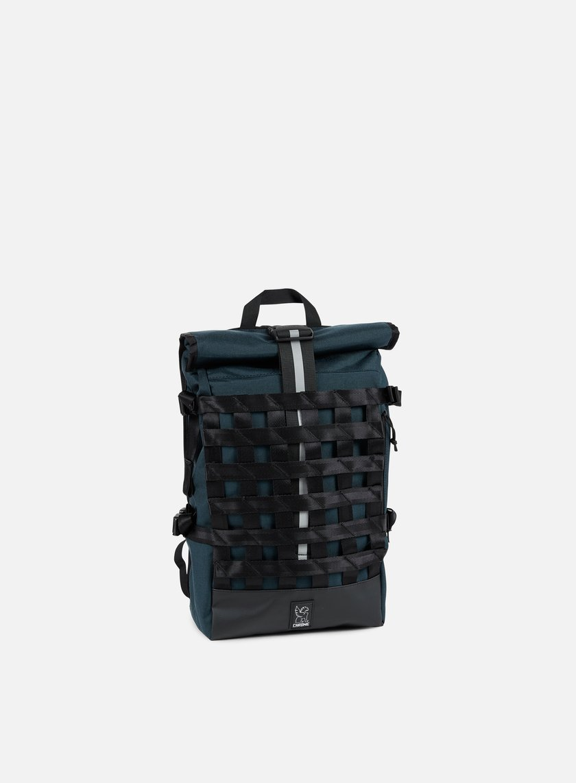 Chrome - Barrage Cargo Rolltop, Indigo/Black