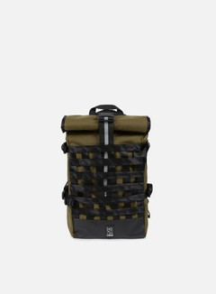 Chrome - Barrage Cargo Rolltop, Ranger/Black