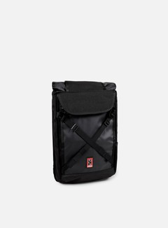 Chrome - Bravo 2 Backpack, Black/Black 1