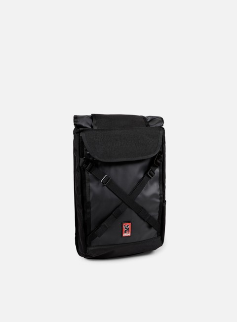 accessori chrome bravo 2 backpack black black