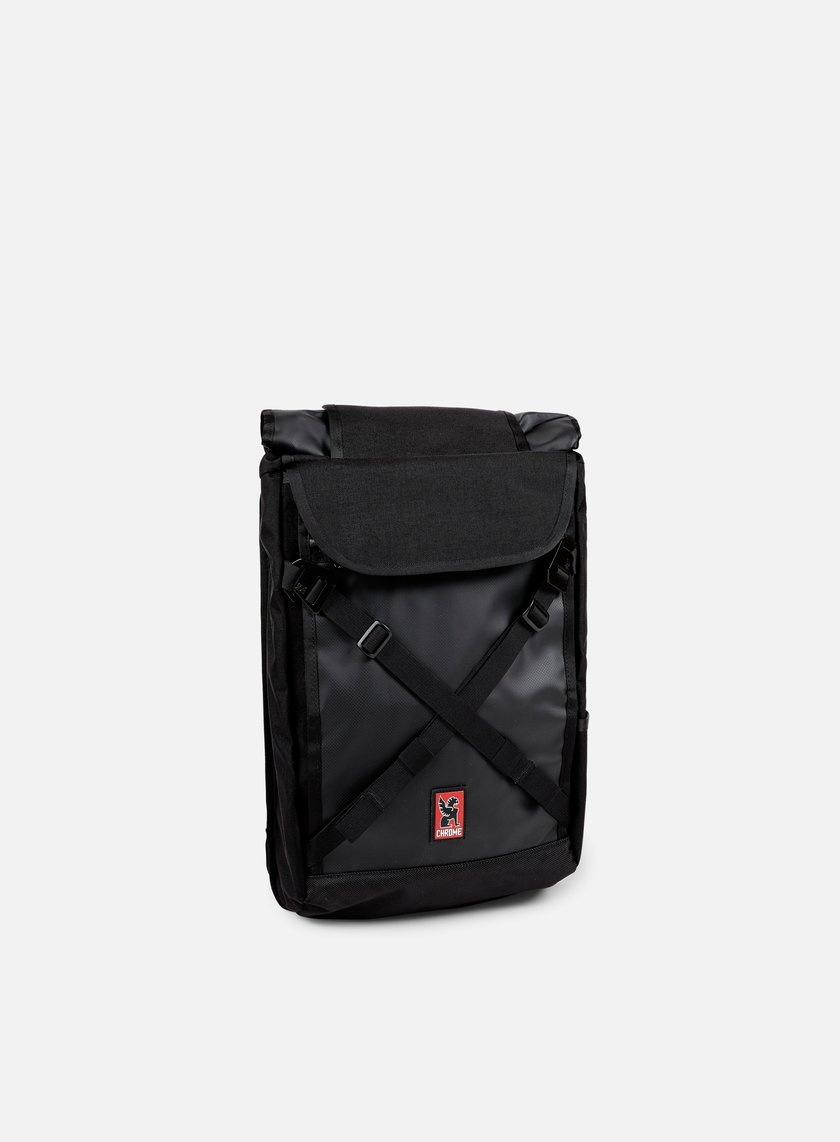 Chrome - Bravo 2 Backpack, Black/Black
