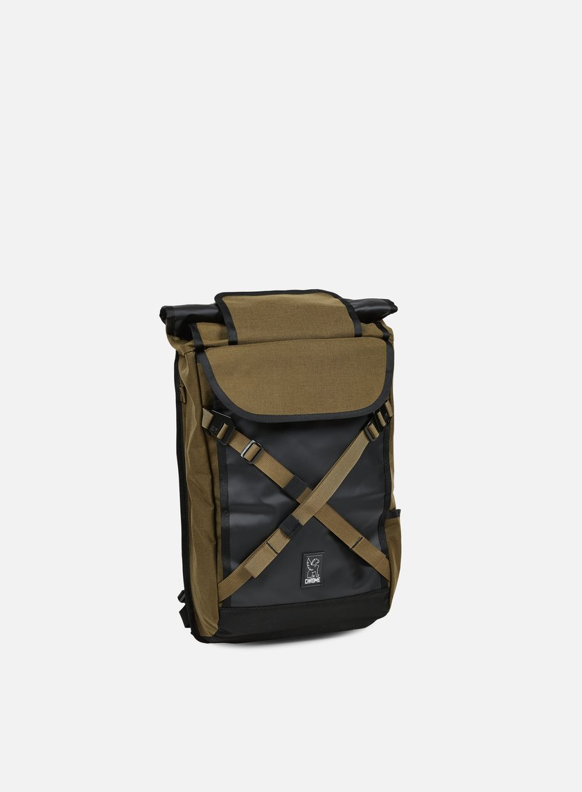 Chrome - Bravo 2 Backpack, Ranger/Black