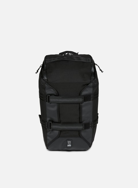 accessori chrome brigade backpack all black