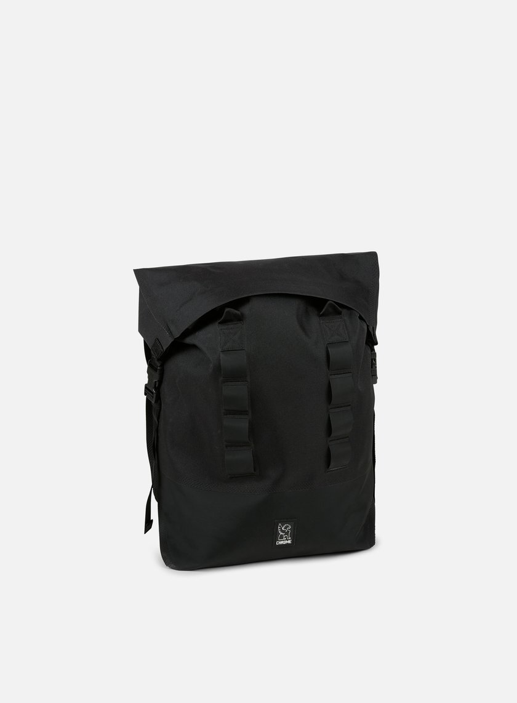 Chrome - Excursion Rolltop, Black