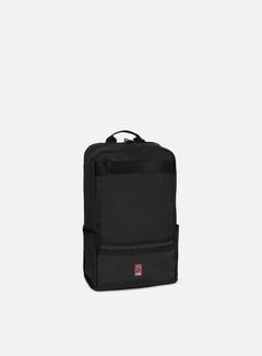 Chrome - Hondo Backpack, Black/Black