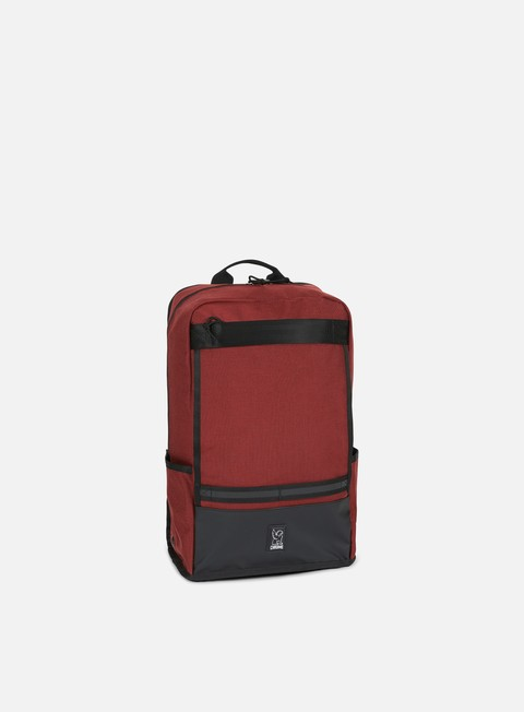 accessori chrome hondo backpack brick black