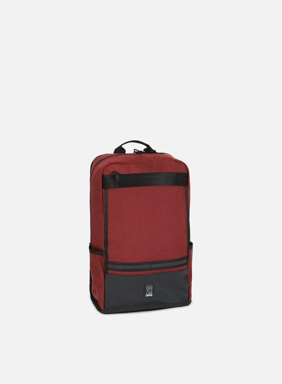 Chrome - Hondo Backpack, Brick/Black