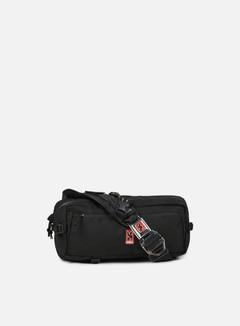 Chrome - Kadet Nylon Messenger Bag, Black 1