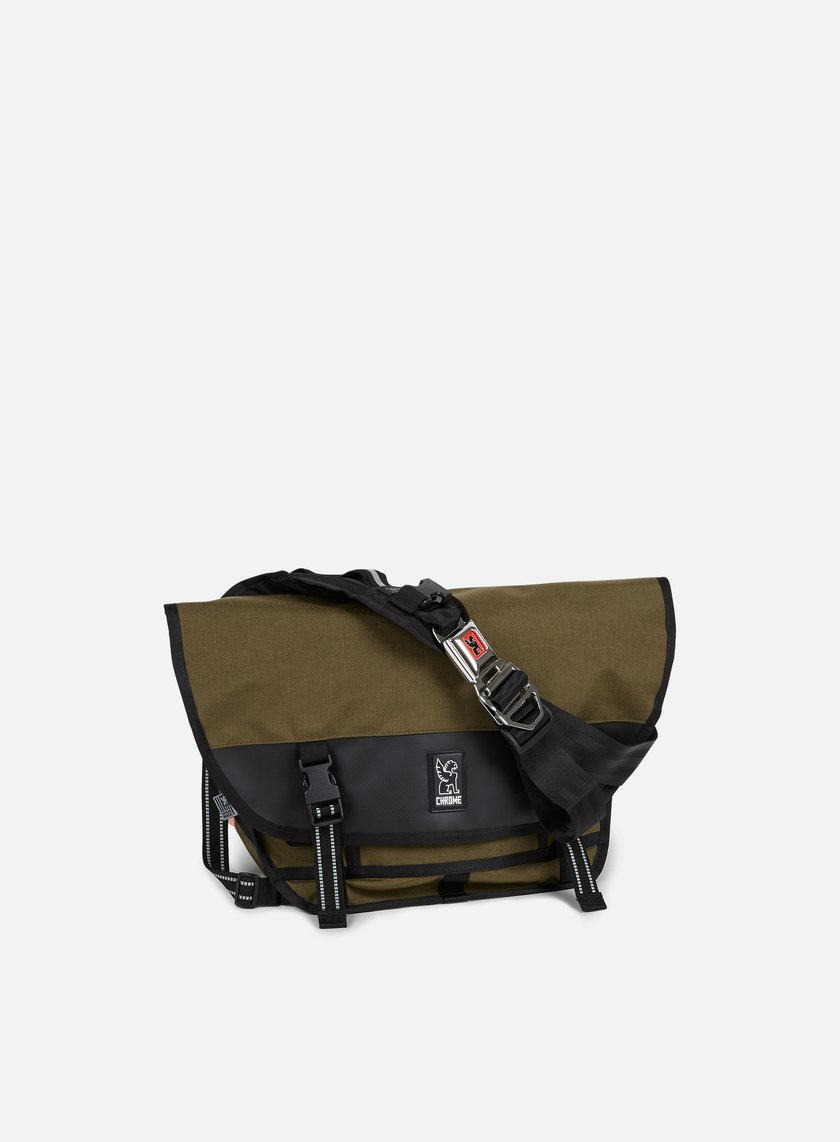 Chrome - Mini Metro Messenger, Ranger/Black