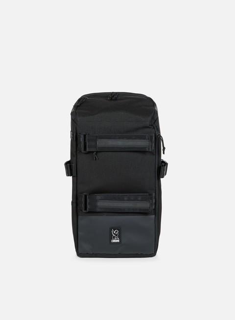 accessori chrome niko f stop camera backpack all black