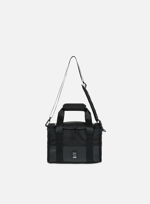 accessori chrome niko hold camera bag all black