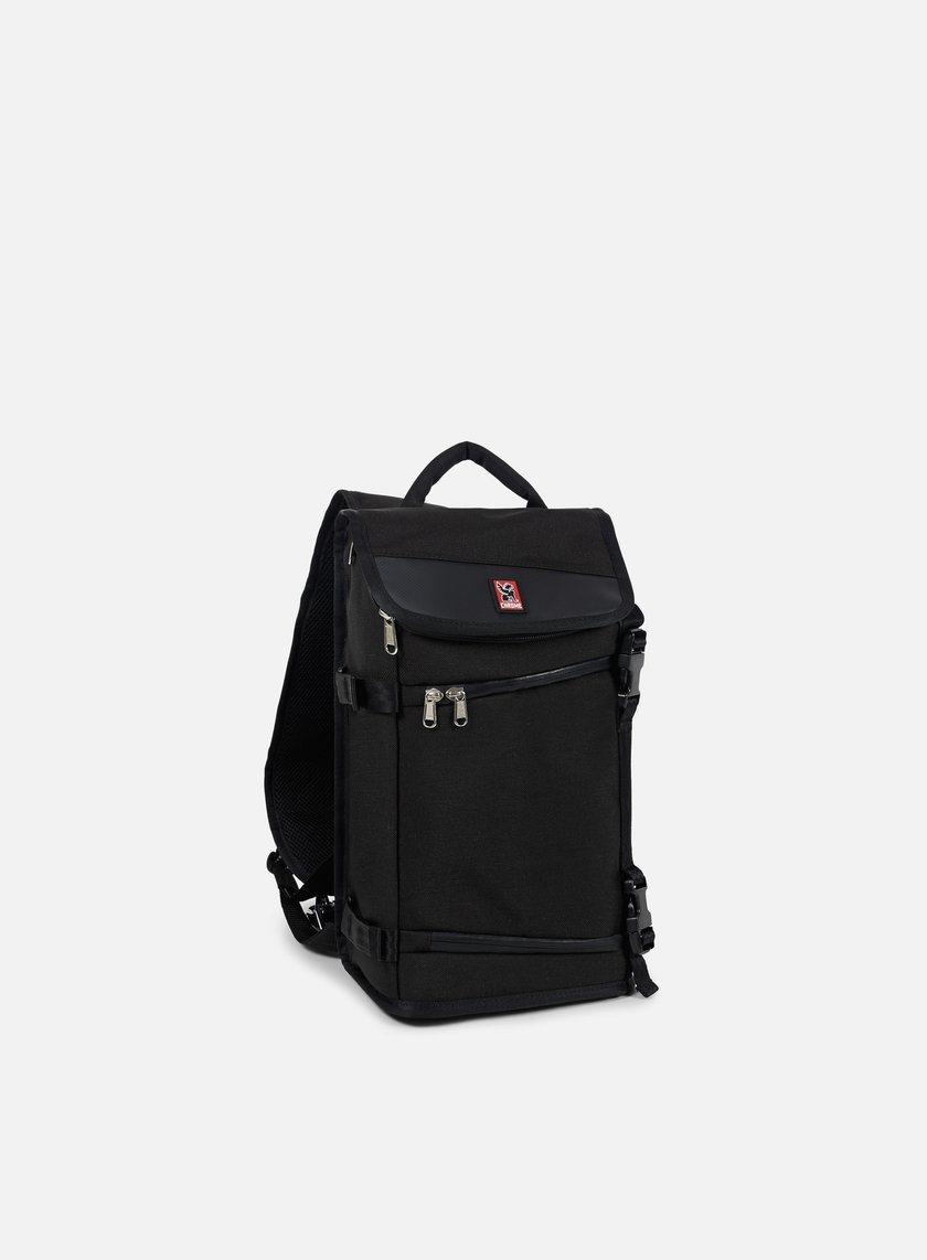 Chrome - Niko Messenger, Black/Black