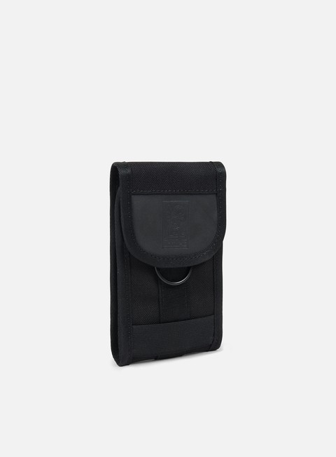 accessori chrome phone pouch black black