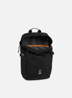 Chrome - Rostov Backpack, Black/Black 4