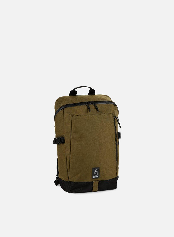 Chrome - Rostov Backpack, Ranger/Black