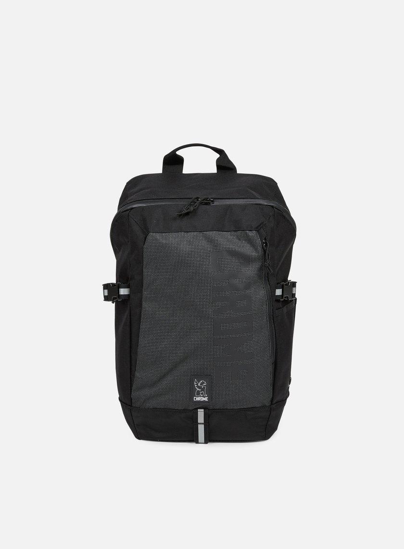 Chrome - Rostov Night Backpack, Nite/Black