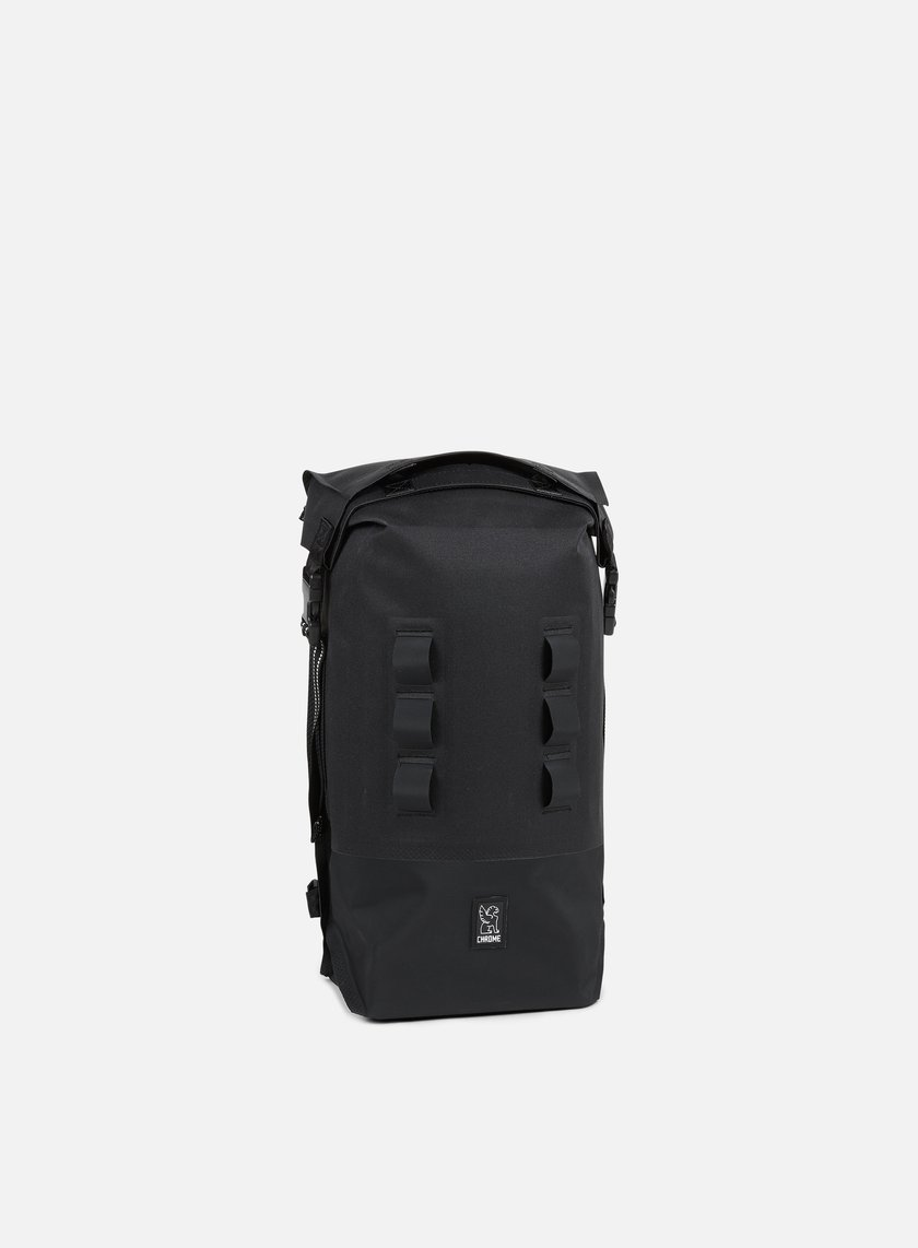 Chrome - Urban Ex Rolltop 18, Black/Black